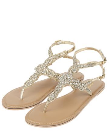 Monsoon Giovanna Glamorous Gladiator Sandals