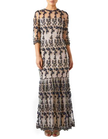 Monsoon Lolo Floral Maxi Dress