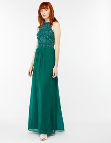 Monsoon Mimi Embellished Maxi Dress