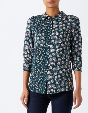 Monsoon Lena Print Shirt