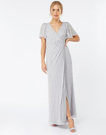 Monsoon Helena Embellished Maxi Dress
