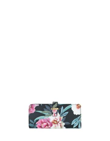 Monsoon Lydia Printed Pu Purse