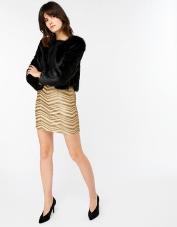 Monsoon Zahoo Sequin Skirt