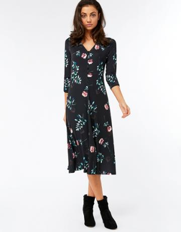 Monsoon Thalia Midi Dress