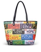 Love Moschino Large Fabric Bags - Item 45269244