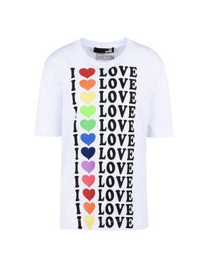 Love Moschino Short Sleeve Sweaters - Item 39824083