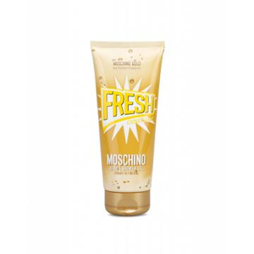 Moschino Shower Gel The Freshest Gold Fresh Couture Woman Gold Size Unica