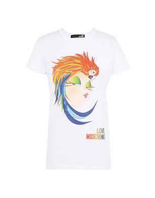 Love Moschino Short Sleeve T-shirts - Item 12151207