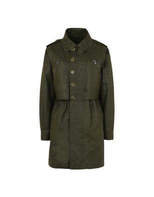 Moschino Full-length Jackets - Item 41742564