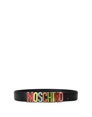 Moschino Leather Belts - Item 46510795