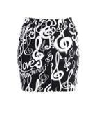 Love Moschino Mini Skirts - Item 35349710