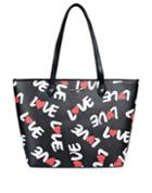 Love Moschino Large Fabric Bags - Item 45273384