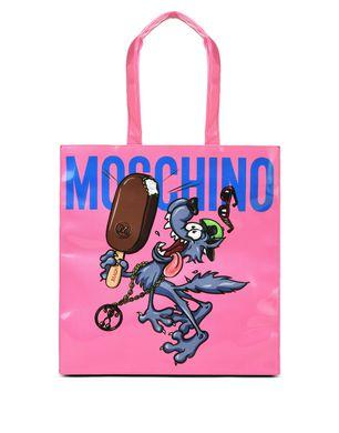 Moschino Tote Bags - Item 45350434