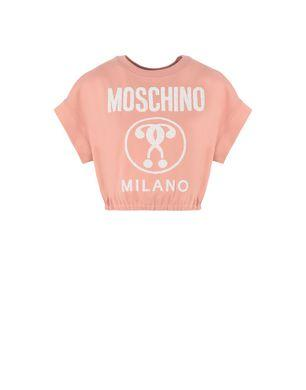 Moschino Short Sleeve T-shirts - Item 12216042