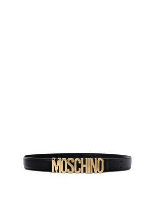 Moschino Leather Belts - Item 46439900