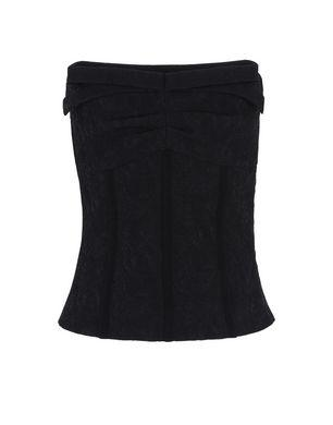 Boutique Moschino Crop Tops - Item 38722866