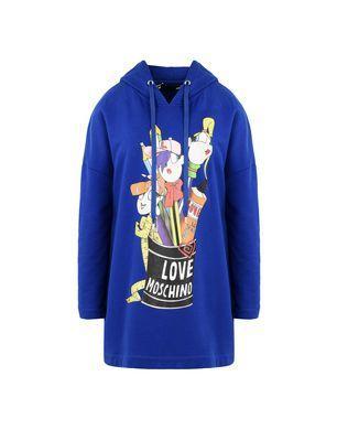 Love Moschino Sweatshirts - Item 53000729