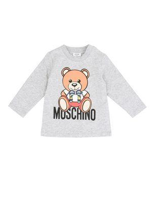 Moschino Long Sleeve T-shirts - Item 12078833