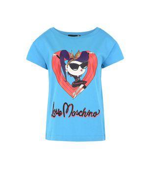 Love Moschino Short Sleeve T-shirts - Item 12073922