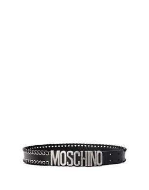 Moschino Leather Belts - Item 46531151