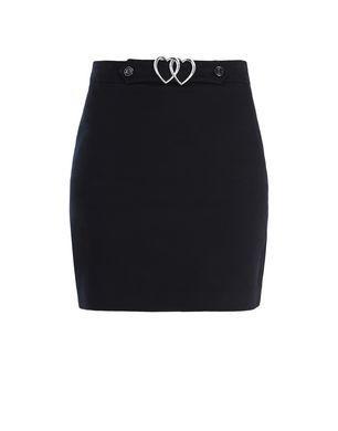 Love Moschino Knee Length Skirts - Item 35343874