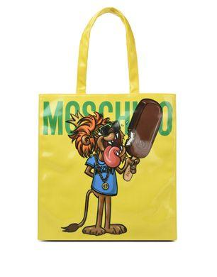Moschino Tote Bags - Item 45350428