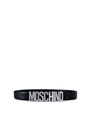 Moschino Leather Belts - Item 46418991