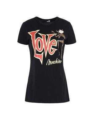 Love Moschino Short Sleeve T-shirts - Item 12073911