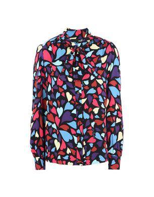 Love Moschino Long Sleeve Shirts - Item 38692212