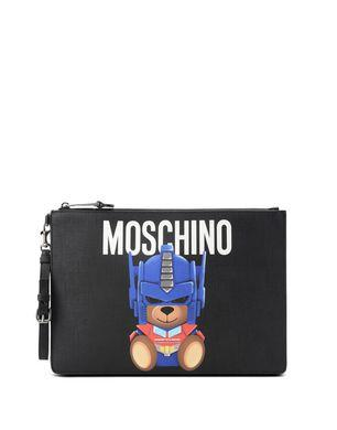 Moschino Clutches - Item 45351448