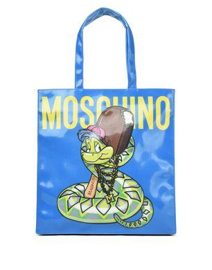 Moschino Tote Bags - Item 45350431