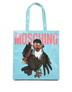 Moschino Tote Bags - Item 45350433