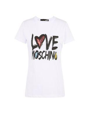 Love Moschino Short Sleeve T-shirts - Item 12151231