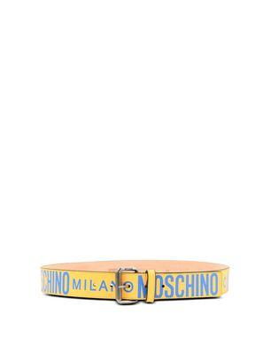 Moschino Leather Belts - Item 46571332
