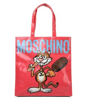 Moschino Tote Bags - Item 45350432