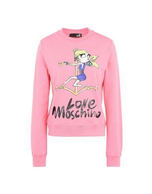 Love Moschino Sweatshirts - Item 53000932
