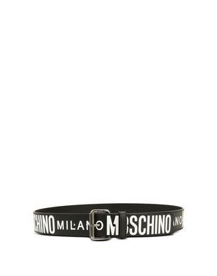 Moschino Leather Belts - Item 46571338