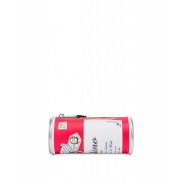 Moschino Budweiser Clutch Bag Woman Red Size U It - (one Size Us)