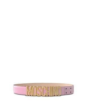 Moschino Leather Belts - Item 46443420