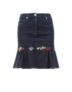 Love Moschino Knee Length Skirts - Item 35322388