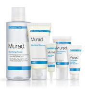 Murad Acne Clearing Kit - 5 Piece-set - Murad Acne