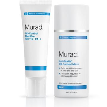 Murad The Ultimate Oil-control Duo - 2 Piece Set  - Murad Skin Care Products
