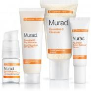 Murad Radiant Skin Renewal - 4-piece Set - Murad Environmental Shield