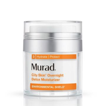 Murad City Skin Overnight Detox Moisturizer - 1.7 Oz.  - Murad Skin Care Products