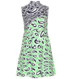 Givenchy Printed Sleeveless Dress