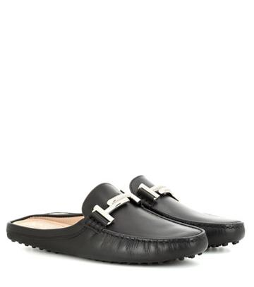 Jw Anderson Exclusive To Mytheresa.com – Gommini Double T Slippers
