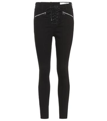 Gianvito Rossi High-rise Skinny Jeans