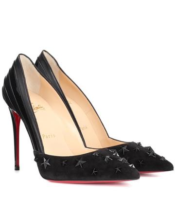 Christian Louboutin Wonder Pump 100 Leather Pumps