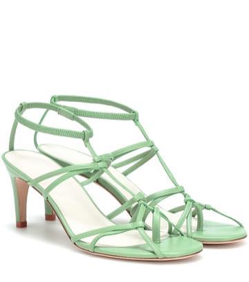 Dolce & Gabbana Gavin Leather Sandals