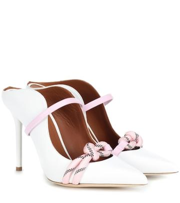 Off-white Farrah 100 Leather Mules